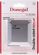 """Voňavky, Parfémy, kozmetika Kompaktné zrkadlo """"S-Attra"""", obojstranné, v kovovej ráme - Donegal Mirror"""