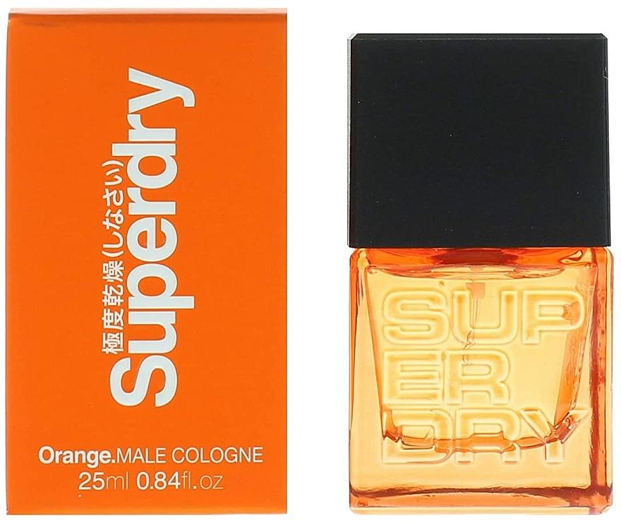 Superdry Orange - Kolínska voda