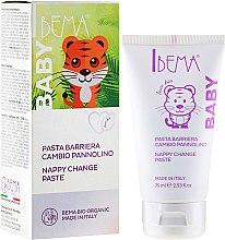 Voňavky, Parfémy, kozmetika Krém pod plienky - Bema Cosmetici Love Bio Nappy Change Paste