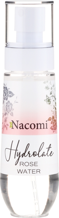 Hydrolát s ruže - Nacomi Hydrolate Rose Water — Obrázky N1