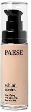 Voňavky, Parfémy, kozmetika Tonálny krém - Paese Sebum Control