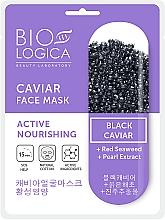 """Voňavky, Parfémy, kozmetika Maska """"Aktívna výživa"""" s čiernym kaviárom - Biologica Caviar"""
