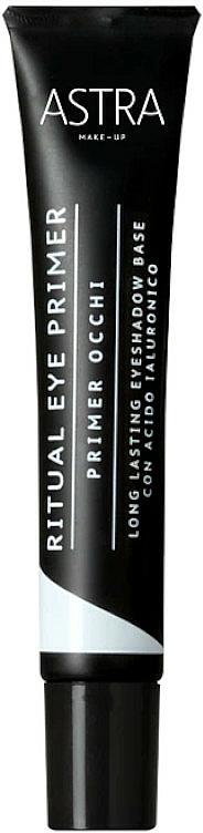 Primer na oči - Astra Make Up Ritual Eye Primer