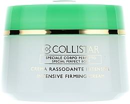 Voňavky, Parfémy, kozmetika Intenzívny spevňujúci telový krém - Collistar Crema Rassodante Intensiva