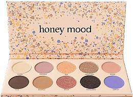 Paleta očných tieňov - Paese Honey Mood Eyeshadow Palette — Obrázky N2