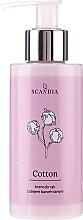 Voňavky, Parfémy, kozmetika Krém na ruky s bavlníkovým olejom - Scandia Cosmetics Cotton Hand Cream