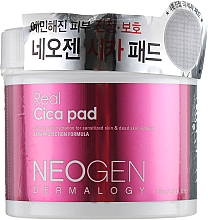 Voňavky, Parfémy, kozmetika Peelingové tampóny - Neogen Dermalogy Real Cica Pad