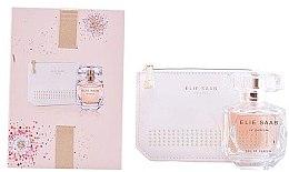 Voňavky, Parfémy, kozmetika Elie Saab Le Parfum - Sada (edp/50ml + pouch)