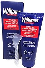 Voňavky, Parfémy, kozmetika Pánsky depilačný krém - Williams Crema Depilatoria Moisturizing