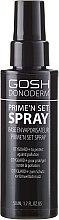 Voňavky, Parfémy, kozmetika Fixačný sprej - Gosh Donoderm Prime`n Set