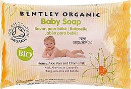 Voňavky, Parfémy, kozmetika Detské mydlo - Bentley Organic Baby Soap