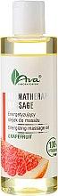 Voňavky, Parfémy, kozmetika Energetický masážny olej s grapefruitom - Ava Laboratorium Aromatherapy Massage Energizing Massage Oil Grapefruit
