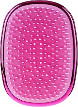 Voňavky, Parfémy, kozmetika Kefa na vlasy, lesklá ružová - Twish Spiky 3 Hair Brush Shining Pink