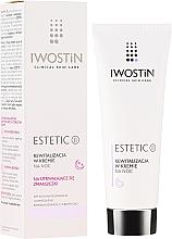 Voňavky, Parfémy, kozmetika Regeneračný nočný krém na tvár - Iwostin Estetic 2 Revitalization Night Cream