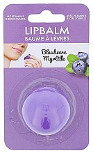 Voňavky, Parfémy, kozmetika Lesk na pery s vôňou čučoriedok - Cosmetic 2K Luminous Blueberry Lip Gloss