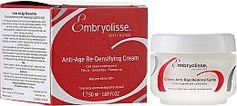 Voňavky, Parfémy, kozmetika Anti-age krém pre pružnosť pokožky - Embryolisse Anti-age Redensifiante Cream