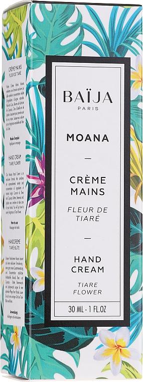 Krém na ruky - Baija Moana Hand Cream