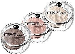 Voňavky, Parfémy, kozmetika Hypoalergénny krém na očné tiene - Bell Hypoallergenic Shimmering Sand Bell Eyeshadow