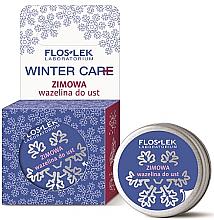 """Voňavky, Parfémy, kozmetika Vazelína na pery """"Zimná starostlivosť"""" - Floslek Winter Care"""