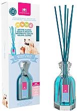 """Voňavky, Parfémy, kozmetika Aromatický difuzér z vône domácich miláčikov """"Čerstvý vzduch"""" - Cristalinas Reed Diffuser"""