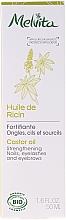 Voňavky, Parfémy, kozmetika Ricínový olej na riasy a nechty - Melvita Huiles De Beaute Castor Oil
