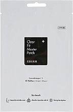 Voňavky, Parfémy, kozmetika Náplasti proti akné - Cosrx Clear Fit Master Patch