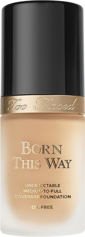 Make-up - Too Faced Born This Way Foundation