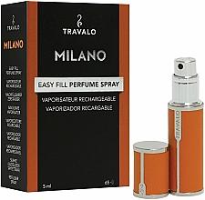 Voňavky, Parfémy, kozmetika Rozprašovač - Travalo Milano Orange