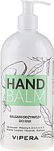Voňavky, Parfémy, kozmetika Výživný balzam na ruky - Vipera Nourishing Hand Balm