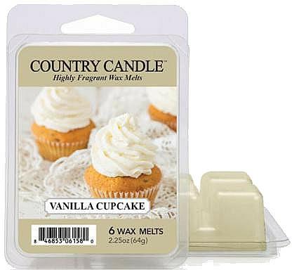 Aromatický vosk pre vonnú lampu - Country Candle Vanilla Cupcake Wax Melts — Obrázky N1