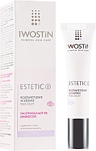 Voňavky, Parfémy, kozmetika Rozjasňujúci krém pre pleť okolo očí - Iwostin Estetic 2 Brightening Eye Cream