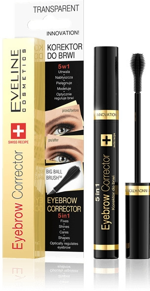 Korektor na obočie - Eveline Cosmetics Corrector Eyebrow