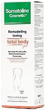 Voňavky, Parfémy, kozmetika Remodelačný a tonizačný gél na telo - Somatoline Cosmetic Remodelling & Toning Total Body Gel