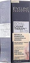 Voňavky, Parfémy, kozmetika Luxusný vyhladzujúci očný krém - Eveline Cosmetics Royal Caviar Therapy Eye Cream