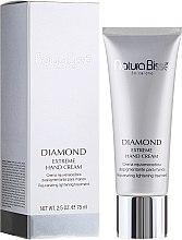 Voňavky, Parfémy, kozmetika Energický krém na ruky - Natura Bisse Diamond Extreme Hand Cream