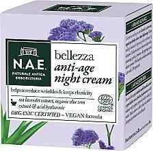 Voňavky, Parfémy, kozmetika Nočný krém na tvár - N.A.E. Bellezza Anti-Age Night Cream