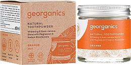 Voňavky, Parfémy, kozmetika Prírodný zubný prášok - Georganics Red Mandarin Natural Toothpowder