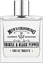 Voňavky, Parfémy, kozmetika Scottish Fine Soaps Men's Grooming Thistle & Black Pepper - Toaletná voda