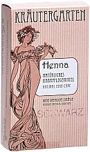 Voňavky, Parfémy, kozmetika Henna, čierny prášok - Styx Naturcosmetic Henna Schwarz