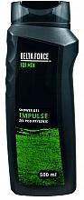Voňavky, Parfémy, kozmetika Sprchový gél - Pharma CF Delta Force For Men Impulse Shower Gel