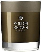 Voňavky, Parfémy, kozmetika Molton Brown Tobacco Absolute Single Wick Candle - Parfumovaná sviečka