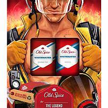 Voňavky, Parfémy, kozmetika Sada - Old Spice WhiteWater Fireman (deo/50g + sh/gel/250ml)