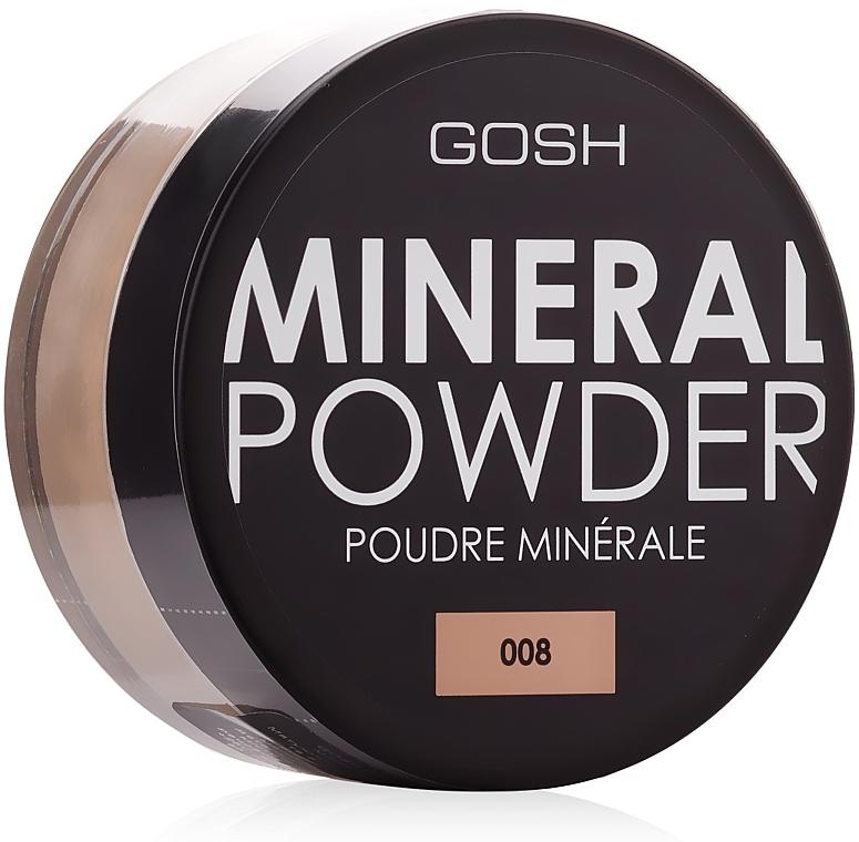 Minerálny púder - Gosh Mineral Powder
