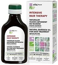 Voňavky, Parfémy, kozmetika Lopúchový olej na vlasy - Elfa Pharm Burdock Oil