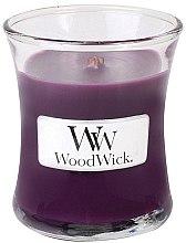 Voňavky, Parfémy, kozmetika Vonná sviečka v pohári - WoodWick Hourglass Candle Spiced Blackberry