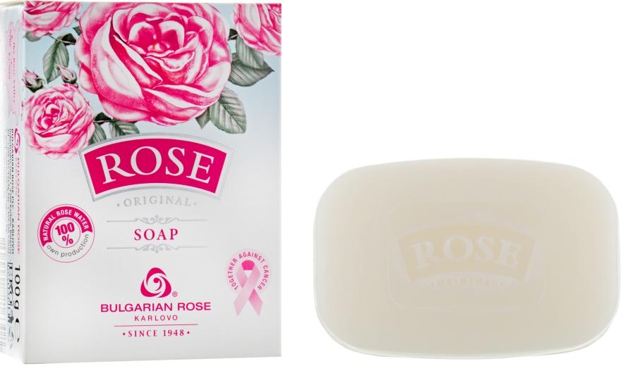 Mydlo - Bulgarian Rose Rose Original Soap