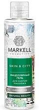 """Voňavky, Parfémy, kozmetika Micelárny gél na tvár """"Snehové huby"""" - Markell Cosmetics Skin&City"""