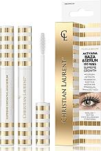 Voňavky, Parfémy, kozmetika Sérum a báza na mihalnice - Eveline Cosmetics Supreme Growth Lash Serum