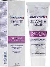 Voňavky, Parfémy, kozmetika Zosilňovač bielenia - Blend-a-med 3D White Luxe Whitening Accelerator