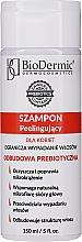 Voňavky, Parfémy, kozmetika Peelingový šampón na vlasy - BioDermic Prebiotic Peeling Shampoo